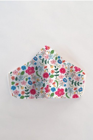 Masca fata reutilizabila imprimata din material textil MSA58