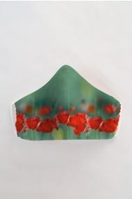 Masca fata reutilizabila imprimata din material textil MSA76