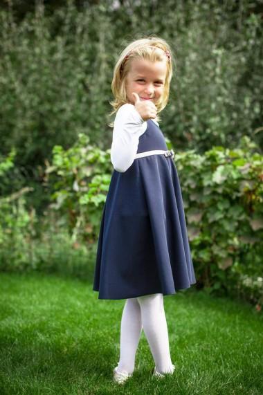 Sarafan de scoala pentru fete MOD5