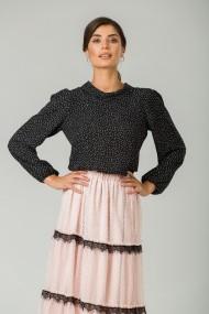 Bluza elegantă din voal CMD245