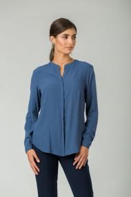 Bluza cu guler tunică CMD252