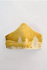 Masca faÈ›a reutilizabila imprimata din material textil MSC82