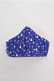 Masca faÈ›a reutilizabila imprimata din material textil MSC84
