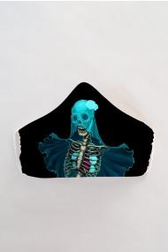 Masca faÈ›a reutilizabila imprimata din material textil MSC94