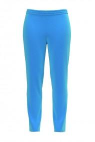 Pantaloni bleu din catifea cu buzunare CMD438