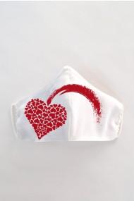 Masca faÈ›a reutilizabila imprimata din material textil MSC116