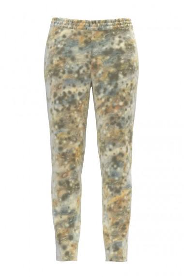 Pantaloni degrade din catifea cu buzunare CMD495
