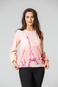 Bluza imprimata digital PARIS A842I11