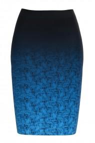 Fusta conica albasta CMD601