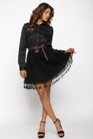 Rochie InnaB 370 negru