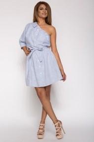 Rochie InnaB 305 albastru