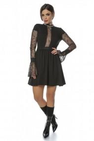 Rochie InnaB 574 negru