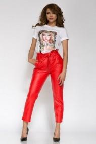 Pantaloni InnaB 474 rosu