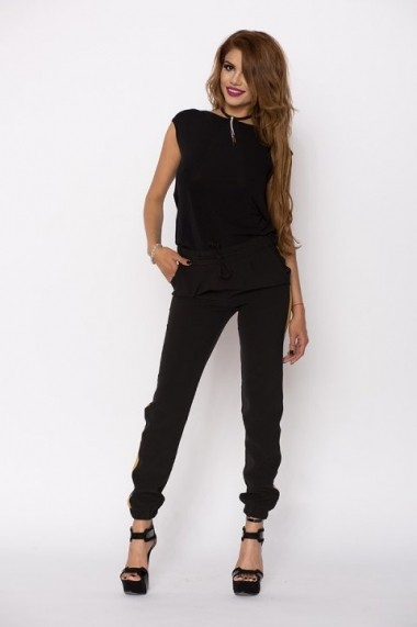 Pantaloni InnaB 212 negru