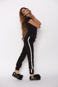 Pantaloni InnaB 211 negru