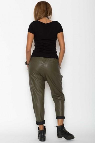 Pantaloni InnaB 196 kaki