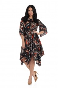 Rochie Dress To Impress R20 Print