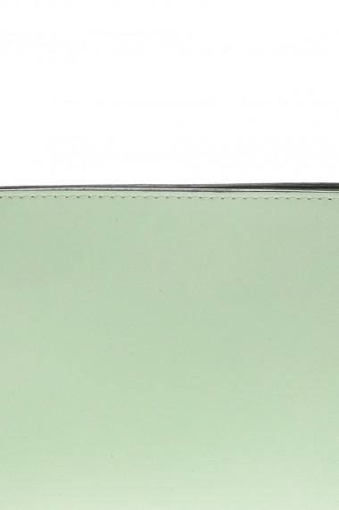 Geanta din piele Promesse PR6325 Verde