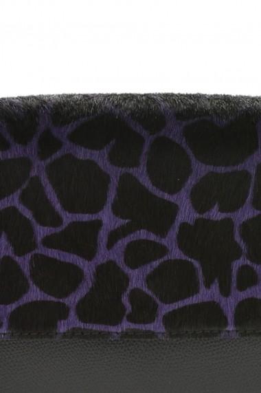 Geanta din piele Promesse PR6364 Animal print