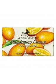 Sapun vegetal cu mandarine chinezesti Florinda 100 g La Dispensa