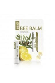Balsam de buze natural cu ulei de masline si grapefruit Biobaza 4 5 g