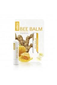 Balsam de buze natural cu miere si ghimbir Biobaza 4 5 g