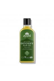 Ulei detoxifiant pentru par gras si scalp iritat AYUMI 150 ml