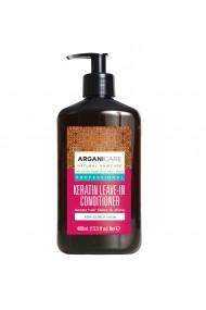 Balsam fara clatire cu Keratina pentru par cret Arganicare 400 ml