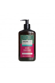 Balsam fortifiant si nutritiv cu Keratina pentru par deteriorat tratat chimic si termic Arganicare 400 ml
