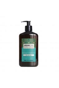 Balsam hidratant fara clatire cu ulei de argan pentru par cret Arganicare 400 ml