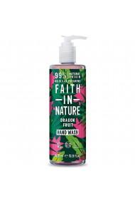 Sapun lichid natural cu fructul dragonului Faith in Nature 400 ml