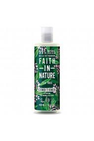 Balsam natural purifiant cu Tea Tree pentru par gras cu matreata Faith in Nature 400 ml