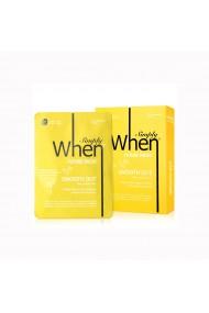 Set Masca coreana hidratanta si revigoranta pentru ten obosit Future Fresh 115 ml Simply When (5 buc)