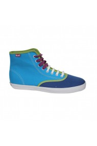 Tenisi keds champion high canvas albastru royal