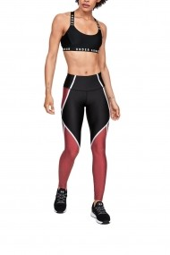 Colanti fitness femei Under Armour HG Edgelit Leggings Negru
