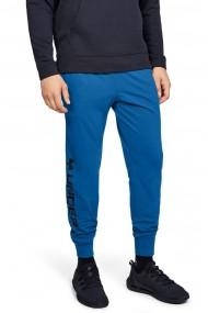 Pantaloni barbati under armour sportstyle jogger albastru