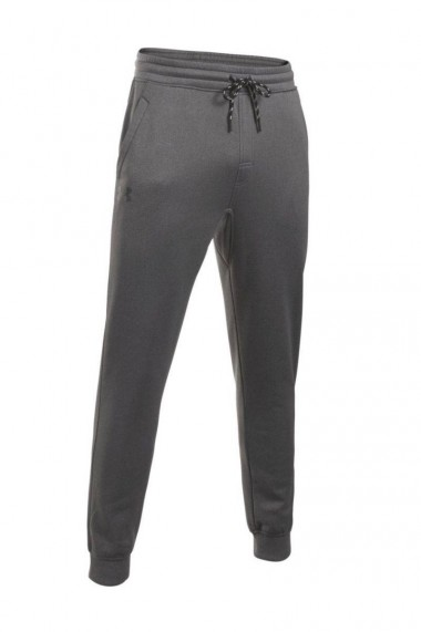 Pantaloni sport barbati under armour storm fleece joggers gri