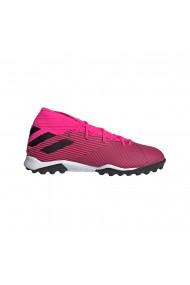 Ghete fotbal barbati adidas nemeziz 19.3 tf roz