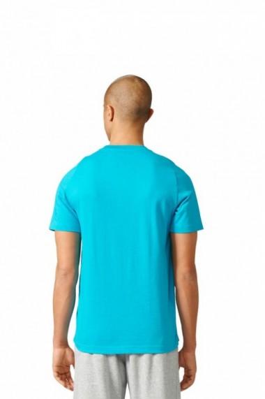 Tricou barbati adidas ess base albastru