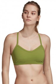 Bustiera sport adidas bw all me top verde