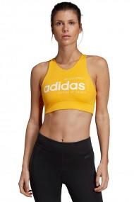 Bustiera sport adidas briliant basic bra galben