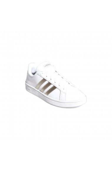 Tenisi femei adidas grand court base alb