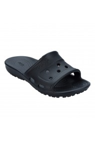 Slapi crocs jibbitz presley negru