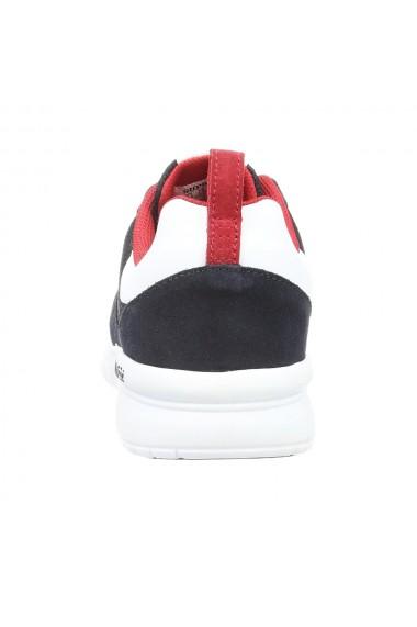 Pantofi sport barbati supra scissor bleumarin