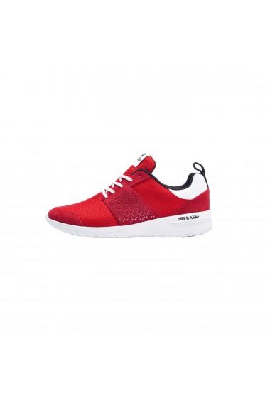 Pantofi sport barbati supra scissor rosu