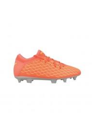 Ghete fotbal copii puma future 5.4 netfit osg fg/ag portocaliu