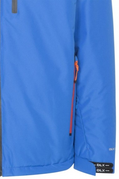 Geaca ski barbati dlx niven albastru