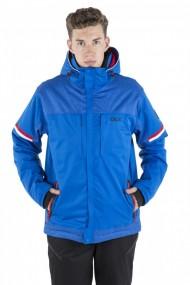 Geaca ski barbati dlx izard albastru