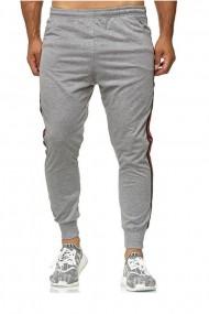 Pantaloni sport barbati cinc eno-3018 gri deschis