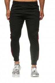 Pantaloni sport barbati cinc eno-3018 negru